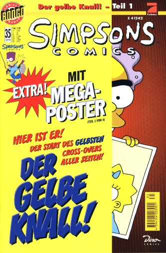 simpsons comic #35 (de)