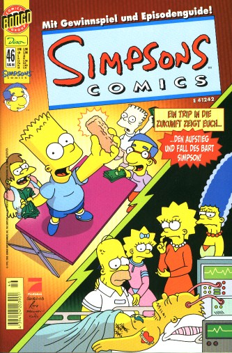 simpsons comic #46 (de)